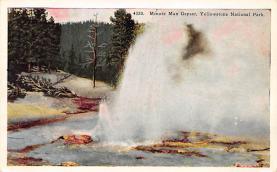 sub065431 - Yellowstone National Park Post Card