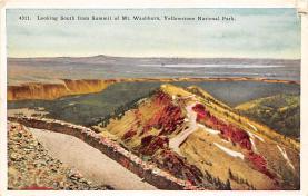 sub065441 - Yellowstone National Park Post Card