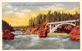 sub065443 - Yellowstone National Park Post Card