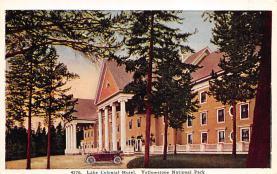 sub065447 - Yellowstone National Park Post Card