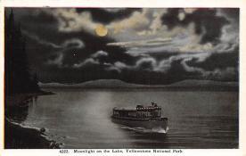 sub065451 - Yellowstone National Park Post Card