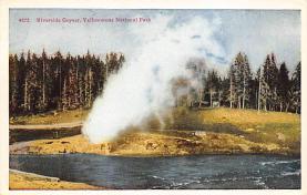 sub065455 - Yellowstone National Park Post Card