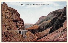 sub065457 - Yellowstone National Park Post Card