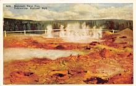 sub065463 - Yellowstone National Park Post Card