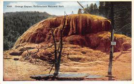 sub065465 - Yellowstone National Park Post Card