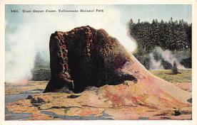 sub065467 - Yellowstone National Park Post Card
