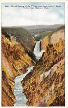 sub065469 - Yellowstone National Park Post Card