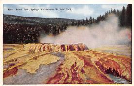 sub065473 - Yellowstone National Park Post Card