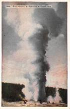sub065475 - Yellowstone National Park Post Card