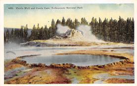 sub065477 - Yellowstone National Park Post Card