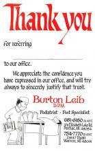 sub065493 - Occupation Post Card