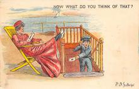 sub065615 - Occupation Post Card