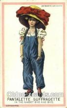 suf002079 - Series No 3 Womans Suffragette Post Cards Postcards
