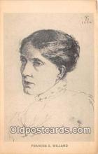 Frances E Willard