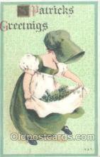 sun001013 - Sunbonnets Postcard Postcards