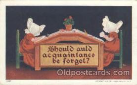 sun001047 - Sunbonnets Postcard Postcards