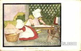 sun001068 - B.L. Carbott J.I. Austen Co., Chicago, USA Sun Bonnet, Bonnets Postcard Post Card Old Vintage Antique