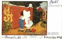 sun001072 - Devolti Julico Sun Bonnet, Bonnets Postcard Post Card Old Vintage Antique