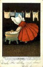 sun001101 - No. 1409 The Ullman MFG. Co., N.Y., USA Sun Bonnet, Bonnets Postcard Post Card Old Vintage Antique