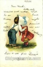 sun001105 - Richard Behrendt. S.F. Sun Bonnet, Bonnets Postcard Post Card Old Vintage Antique