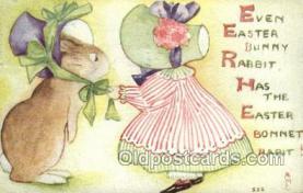sun001108 - Sunbonnet, Sun Bonnet Old Vintage Antique Postcard Postcards