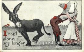 sun001117 - Sunbonnet, Sun Bonnet Old Vintage Antique Postcard Postcards