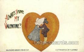 sun001119 - Sunbonnet, Sun Bonnet Old Vintage Antique Postcard Postcards