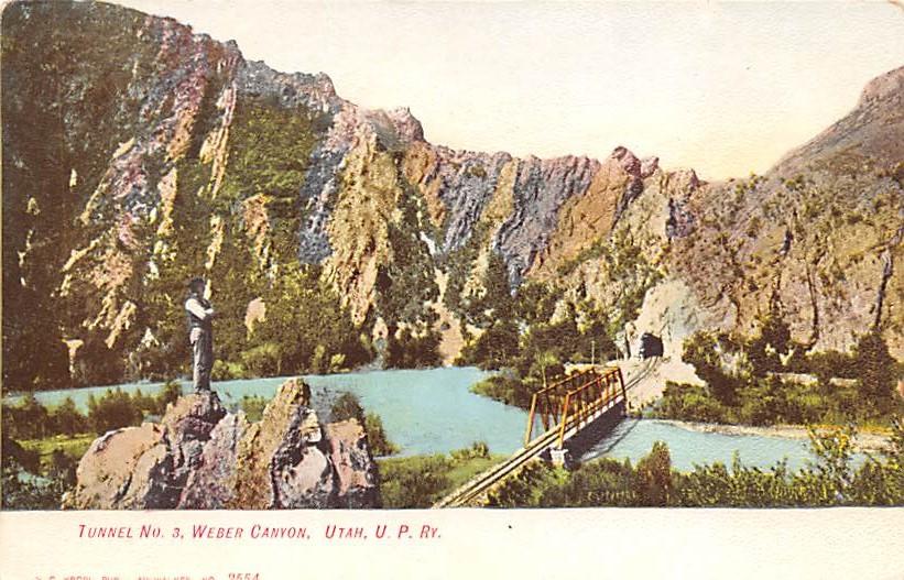 Weber Canyon UT