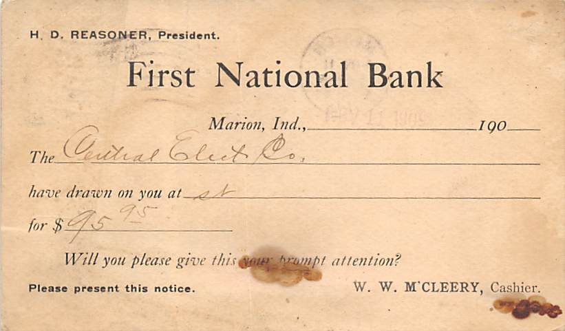 sub054789 - Postal Cards, Late 1800's Post Card