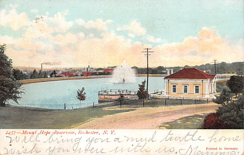 sub055527 - D.P.O. , Discontinued Post Office Post Card