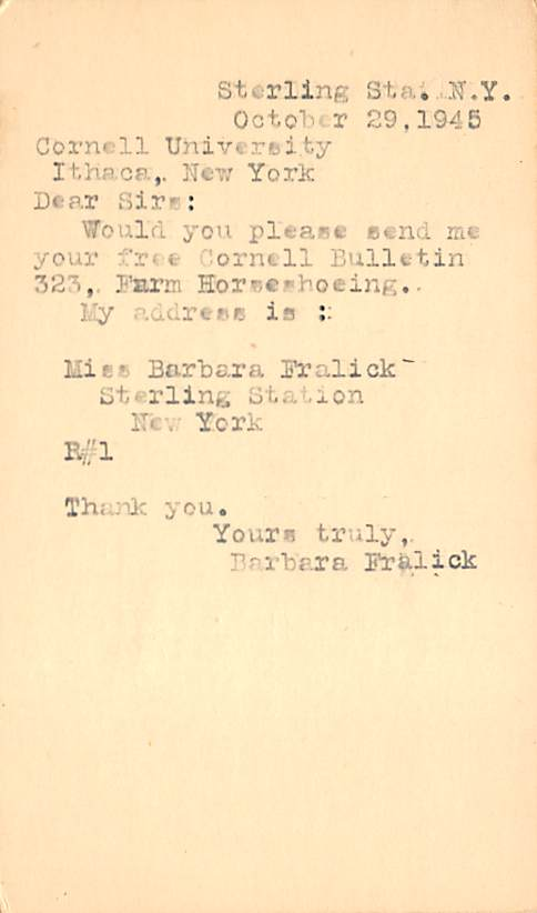 sub055555 - D.P.O. , Discontinued Post Office Post Card
