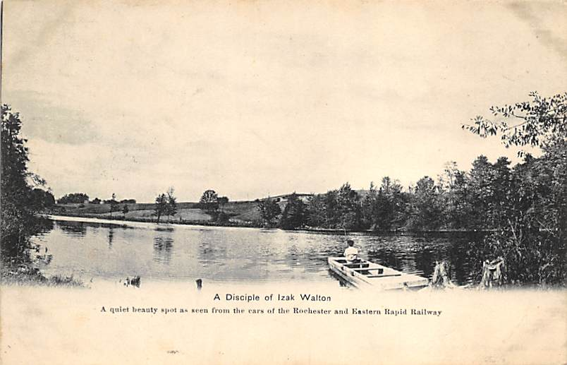 sub055829 - D.P.O. , Discontinued Post Office Post Card