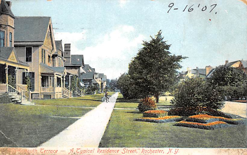 sub055971 - D.P.O. , Discontinued Post Office Post Card