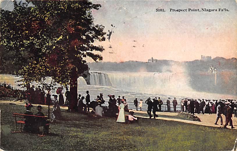 sub056163 - Niagara Falls Post Card