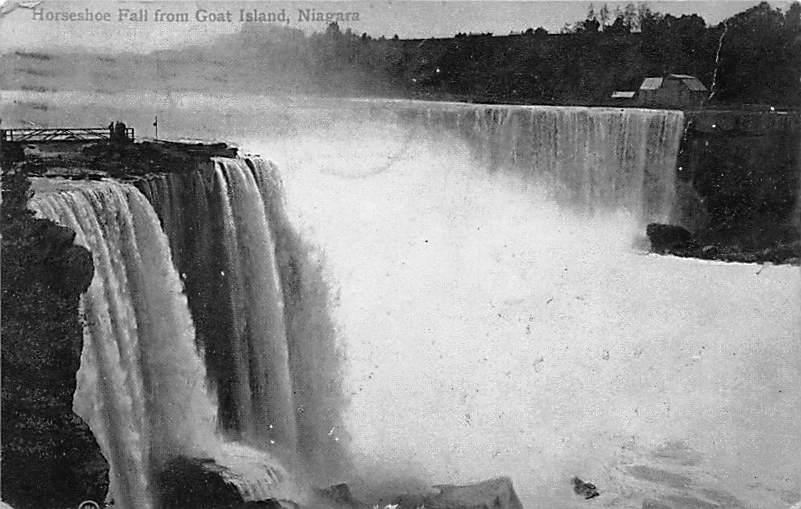 sub056177 - Niagara Falls Post Card