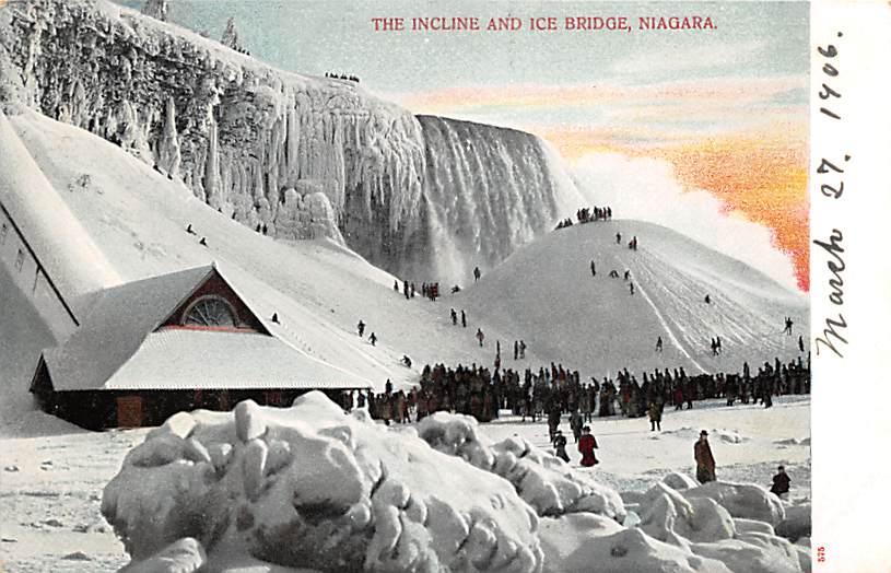 sub056183 - Niagara Falls Post Card