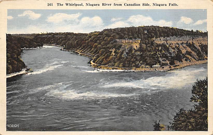 sub056191 - Niagara Falls Post Card