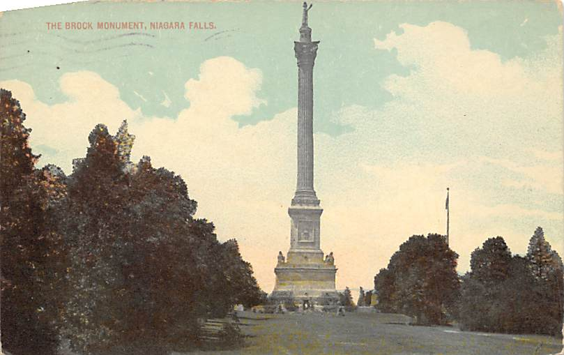 sub056195 - Niagara Falls Post Card