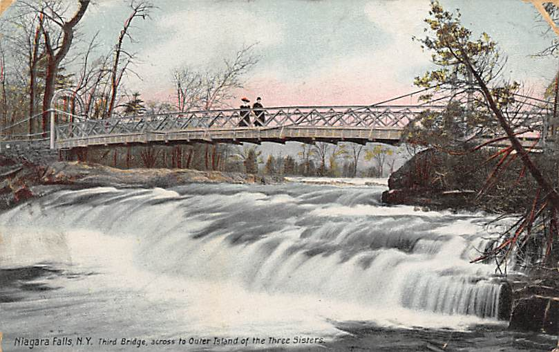 sub056201 - Niagara Falls Post Card