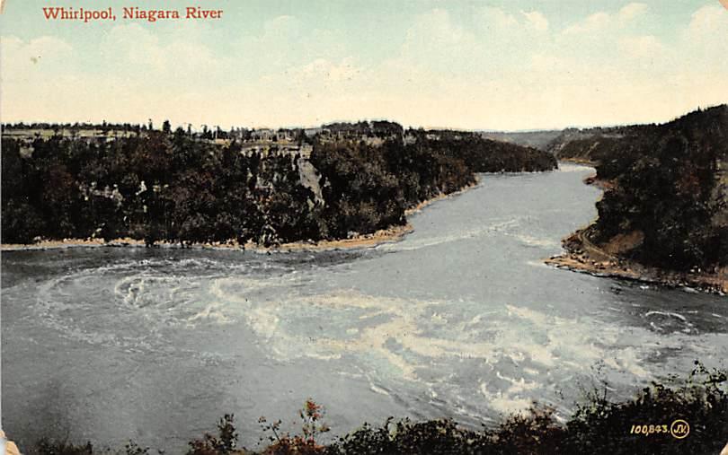 sub056203 - Niagara Falls Post Card