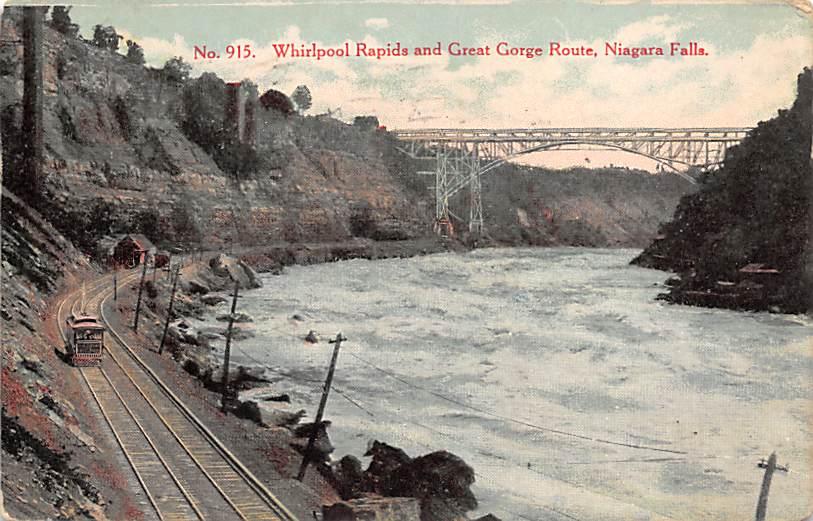 sub056205 - Niagara Falls Post Card