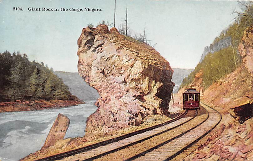sub056207 - Niagara Falls Post Card