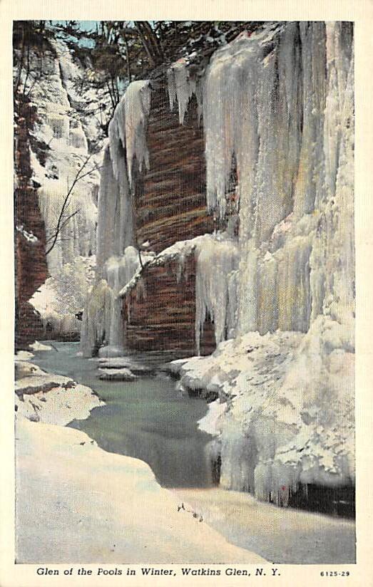 sub056223 - Niagara Falls Post Card