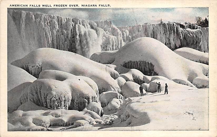 sub056225 - Niagara Falls Post Card