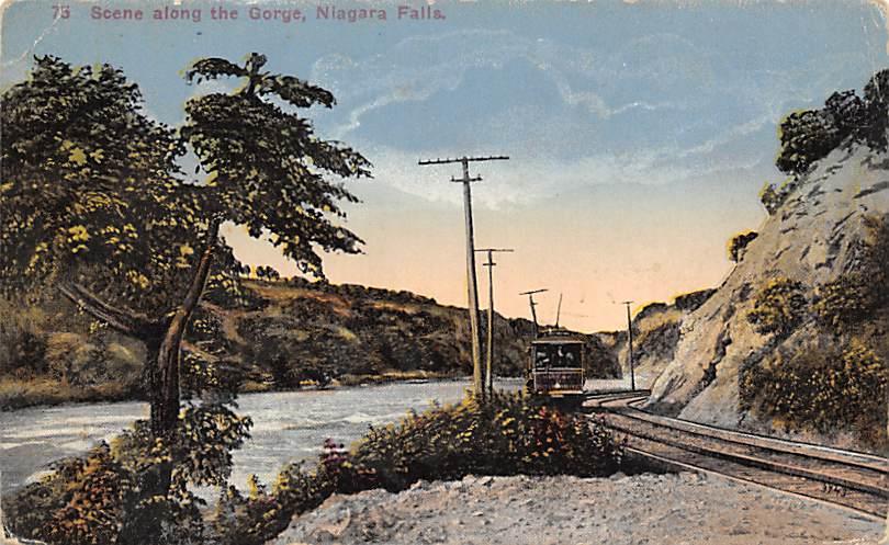 sub056227 - Niagara Falls Post Card