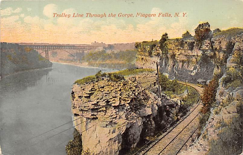 sub056229 - Niagara Falls Post Card