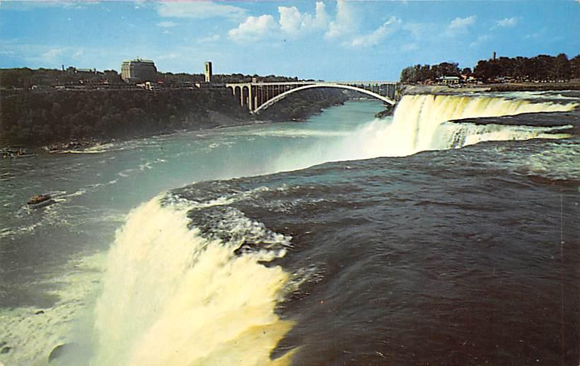 sub056231 - Niagara Falls Post Card