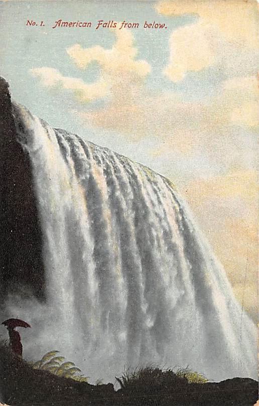 sub056237 - Niagara Falls Post Card