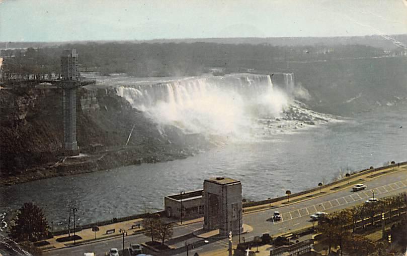 sub056241 - Niagara Falls Post Card