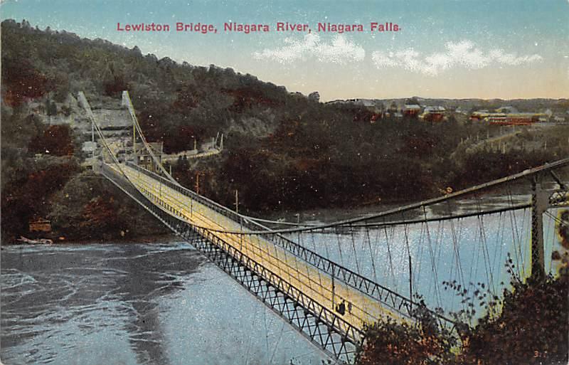 sub056243 - Niagara Falls Post Card